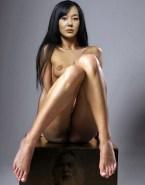 Yunjin Kim Boobs Camel Toe Porn Fake 001