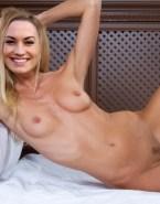 Yvonne Strahovski Nude Tits Fake 001