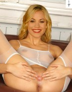 Yvonne Strahovski Tight Pussy See Thru Xxx Fake 001