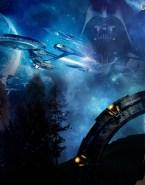 Zoe Saldana Breasts Star Wars 001