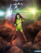Zoe Saldana Tits Guardians Of The Galaxy Xxx 001