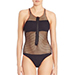 Melissa Odabash One-piece Zuma Mesh Swimsuit