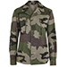 Topshop Finds Camouflage Sequin Patch Jacket