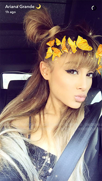 Girl Jeans Top Wallpaper Seen On Ariana Grande Snapchat Skivvies By For Love