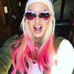 Jodie Marsh Twitter: Wildfox Lip Service Sunglasses