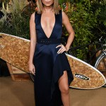 Sarah Hyland Teen Vogue Young Hollywood Party 9/23: Solace London Simpson Asymmetric Belted Dress