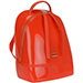 Furla Small Orange Candy Backpack