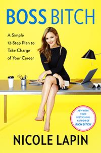 Nicole Lapin Boss Bitch Book