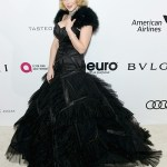 Renee Olstead in Matthew Christopher at 25th Annual Elton John AIDS Foundation's Oscar Viewing Party