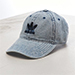 Adidas Relaxed Denim Baseball Hat