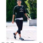 Eva Longoria, Tyler Jacobs You Had Me At Merlot Starria Pullover (Instagram March 28, 2017)