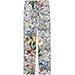 Gucci Flora Print Silk Pajama