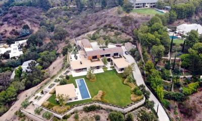 Scooter Braun purchases a sprawling Brentwood mansion on four-acre property for $65million