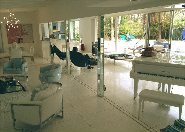 Celebrity homes Jared Leto1