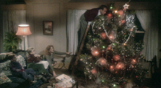 Hollywood style Christmas Decorations _A Christmas Story