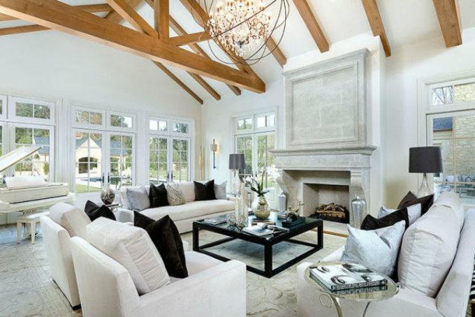Celebrity Homes - Kim Kardashian and Kanye West New Mansion4