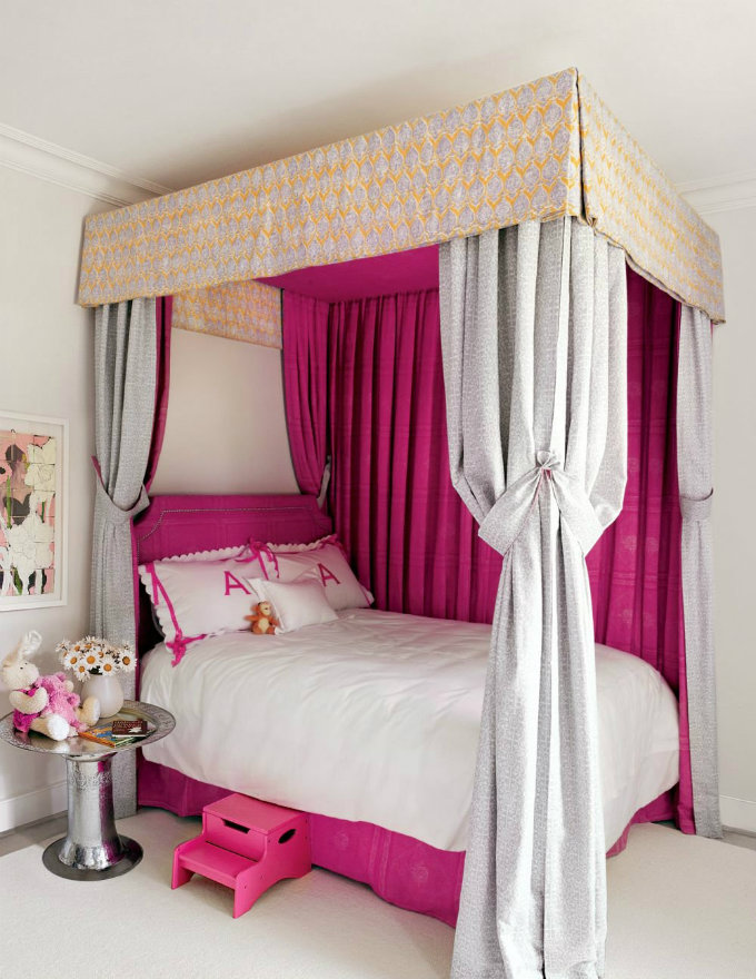 Inside Celebrity Homes – Kids Bedrooms_Gwyneth Paltrow's Daughter