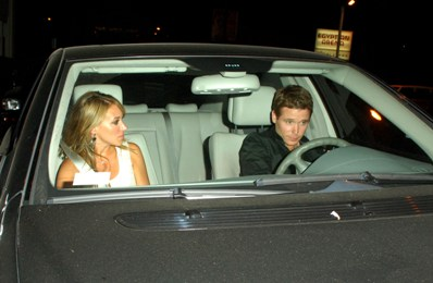 Haylie Duff & Kevin Connolly