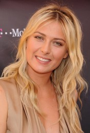 Maria Sharapova Favorite Things Color Food Music Book Hobbies Biography Facts
