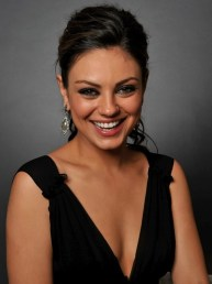 Mila Kunis Favorite Color Perfume TV Show Biography Facts