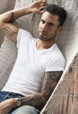 Adam Levine Favorite Things