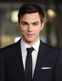 Nicholas Hoult Favorite Color Band Book Things