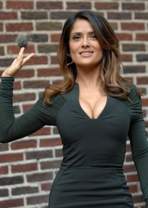 Salma Hayek Biography