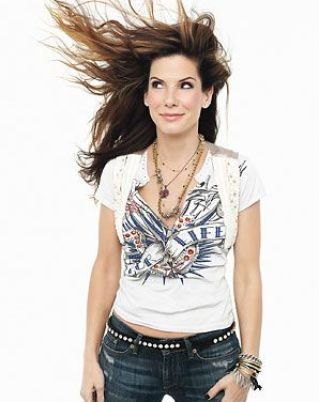 Sandra Bullock Favorite Things