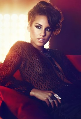 Alicia Keys Favorite Things