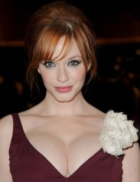 Christina Hendricks Favorite Blush Music Designers Hobbies Biography