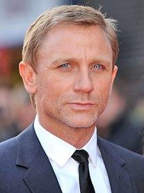 Daniel Craig Favorite Things Soccer Team Music Movie