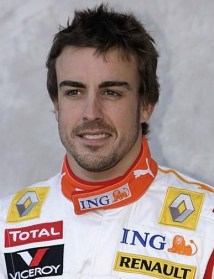 Fernando Alonso Favorite Music Color Food Biography