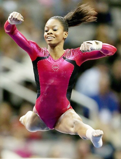 Gabby Douglas Favorite Event Music Hobbies Color Biography