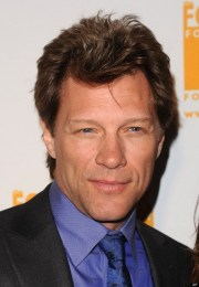 Jon Bon Jovi Favorite Food Color NFL Football Team Biography
