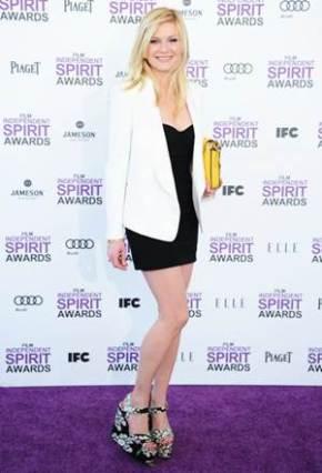 Kirsten Dunst Height Weight Bra Size