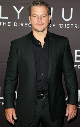 Matt Damon Biography