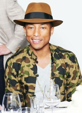 Pharrell Williams Favorite Things