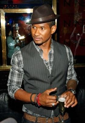 Usher Biography