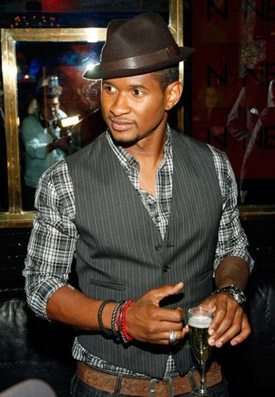 Usher biography married