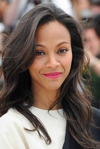 Zoe Saldana Favorite Books Music Movies Color