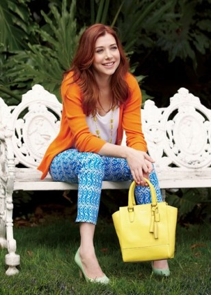 Alyson Hannigan Biography