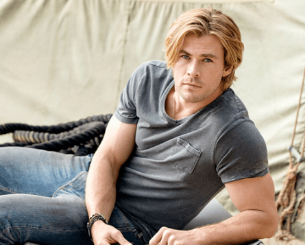 Chris Hemsworth Named Sexiest Man Alive 2014