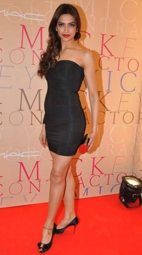 Deepika Padukone Body Measurements