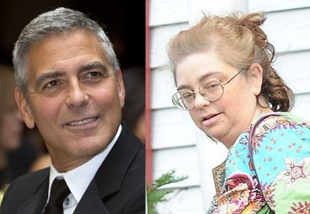 George Clooney Sister