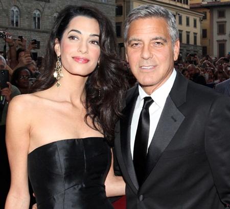 George Clooney Wife