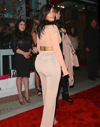 Kim Kardashian Butt Photo Shoot 3