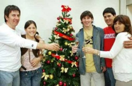 Lionel Messi Family Tree