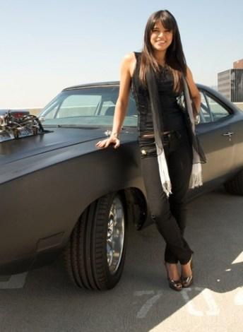 Michelle Rodriguez Biography