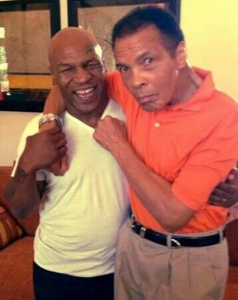 Muhammad Ali Favorite Things