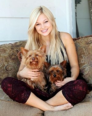 Olivia Holt Favorite Things